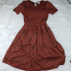 6/$25 LULAROE dress size XS